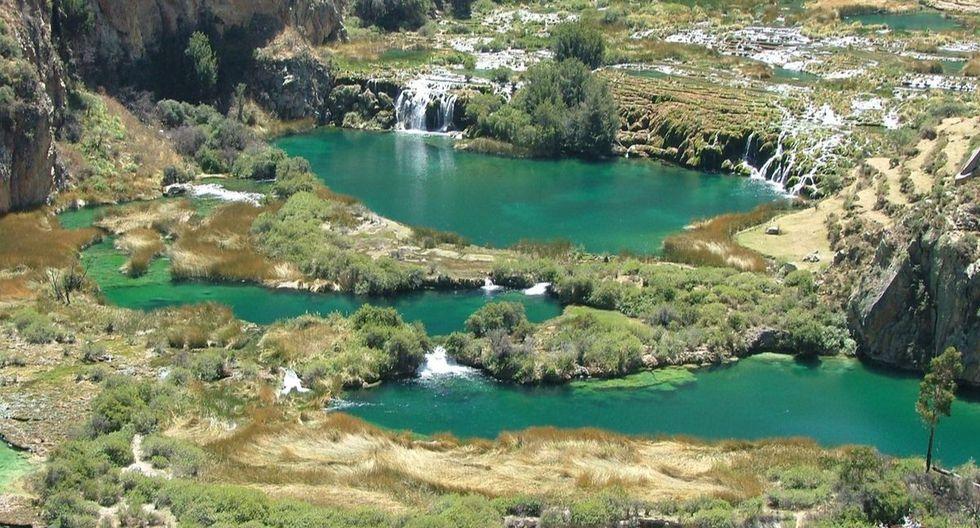 Huancaya se encuentra solo a unas horas de la capital. (Archivo / El Comercio)
