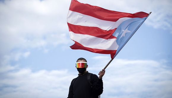 No es la primera vez que Bad Bunny se muestra en contra del gobierno de Puerto Rico. (AFP).