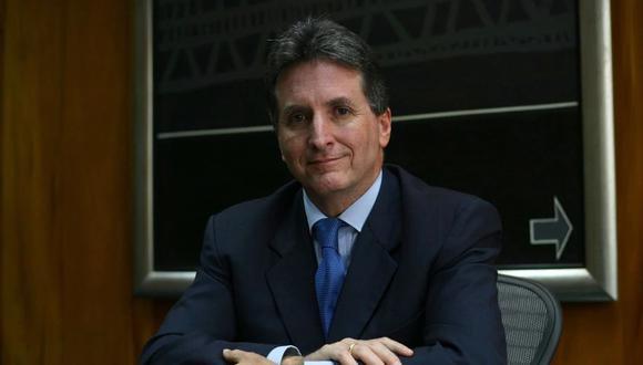 """""""Los precios de las principales exportaciones mineras han caído entre 10% a 15% este 2020"""", precisó De la Flor. (Foto: GEC)"""