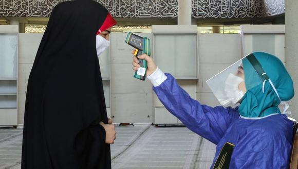 Coronavirus en Irán   Últimas noticias   Último minuto: reporte de infectados y muertos domingo 11 de octubre del 2020   (Foto: AFP).