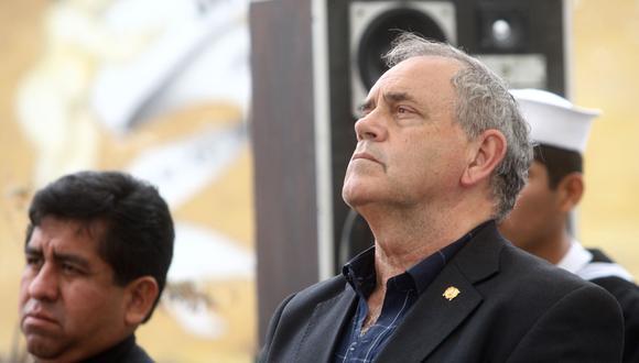 """Michel Azcueta, quien fuera uno de los militantes fundadores de UPP junto con el exsecretario general de la Organización de las Naciones Unidas (ONU), dijo sentir """"vergüenza"""" por la postura asumida por la representación parlamentaria de dicho partido. (Foto: Andina)"""