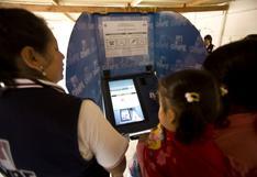 Elecciones 2018: ¿Te toca sufragar con voto electrónico? Ingresa aquí para ensayar