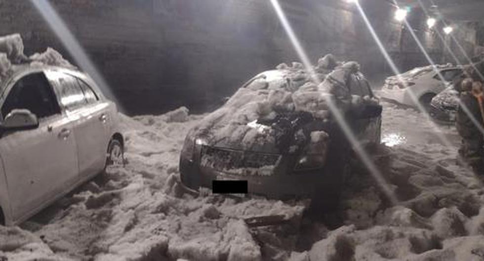 Mexico: Man gets trapped by ice in his car and dies of hypothermia