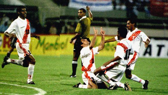 Hace 18 años Perú derrotó a Venezuela en la Copa América