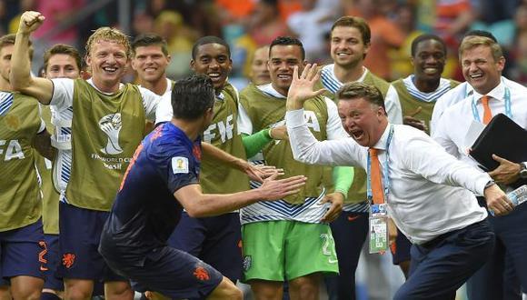 """""""Holanda, ya te toca ser campeón"""", por Elkin Sotelo"""