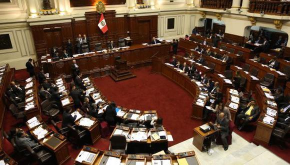 Comisión Permanente discutirá mañana el paquete reactivador