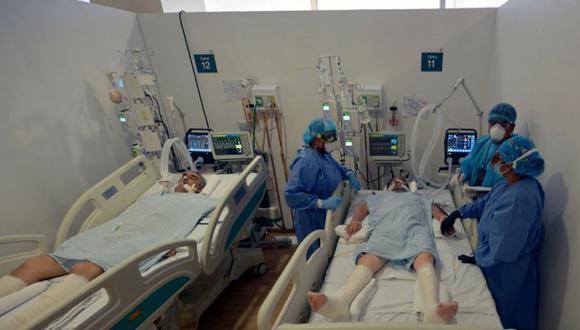 Coronavirus en México   Últimas noticias   Último minuto: reporte de infectados y muertos por COVID-19 hoy, viernes 4 de junio del 2021. (Foto: AFP / AE / ALFREDO ESTRELLA).