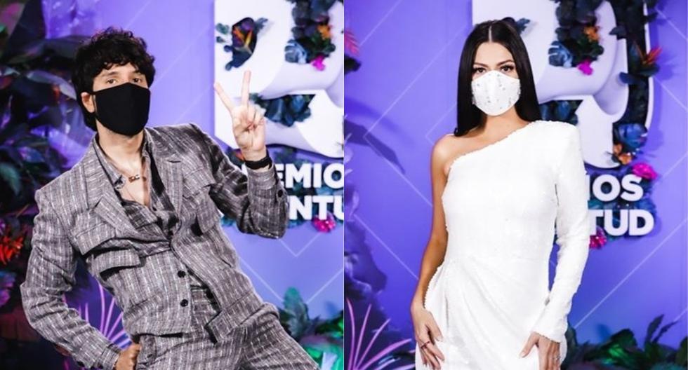 La ceremonia de los Premios Juventud 2020 se realizó en el teatro Hard Rock Live sin público por la pandemia del coronavirus. (Foto: @PremiosJuventud)