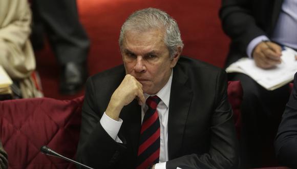 Luis Castañeda Lossio es investigado por presunto delito de lavado de activos (Foto: GEC)