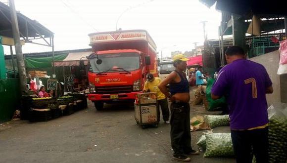 """Ordenamiento de La Parada: Lima aún no tiene """"nada definido"""""""