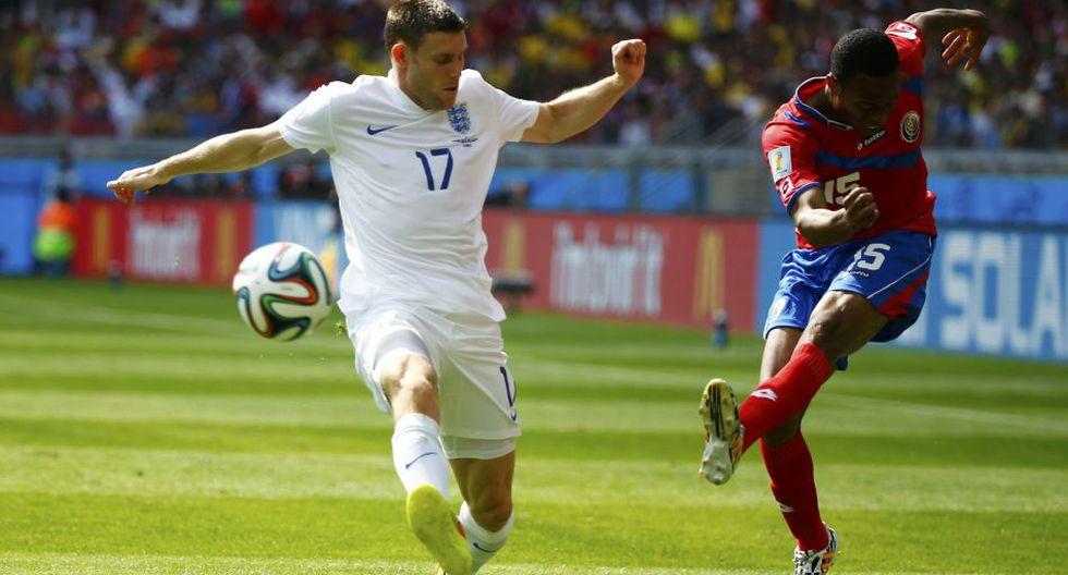 Inglaterra se despide del Mundial ante la sorpresa Costa Rica - 2