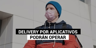Coronavirus Perú: apps de delivery podrán operar a partir de mañana