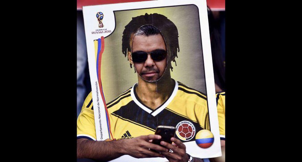 Colombia-Chile: belleza, color e ilusión en previa del partido - 4