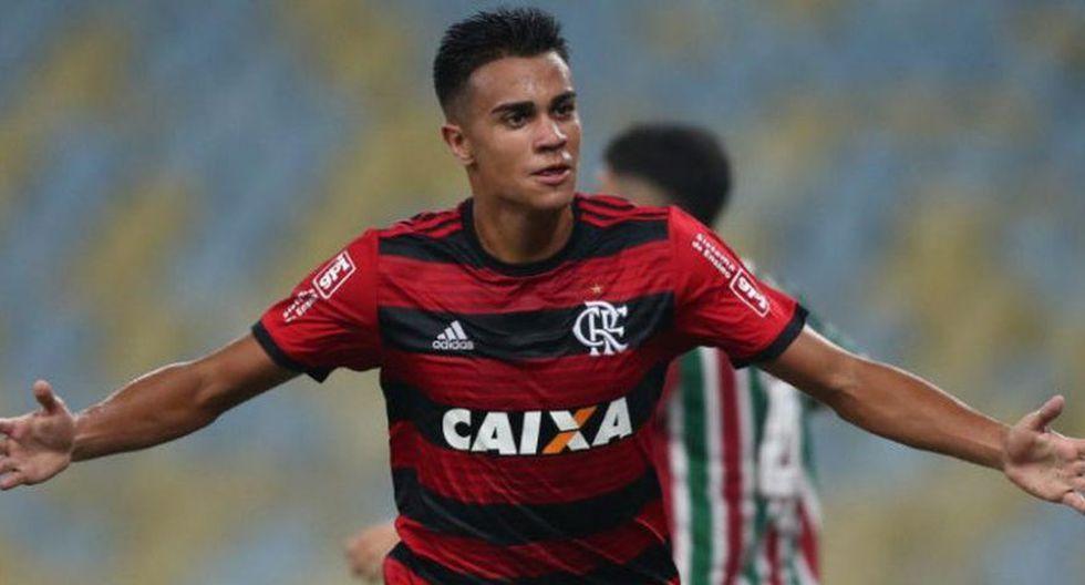 Reinier Jesus - Flamengo.  (Foto: AFP).