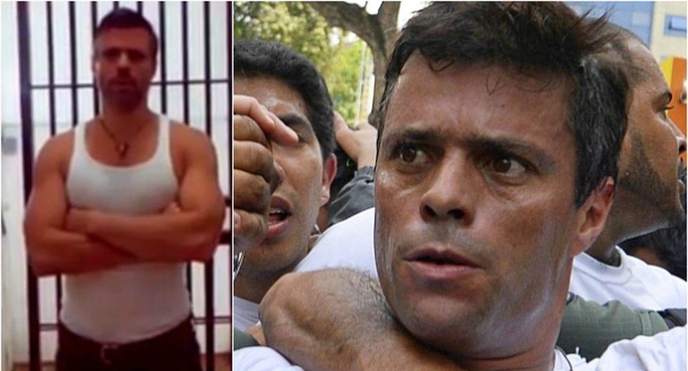 Venezuela: Gobierno prueba con este video que López está vivo