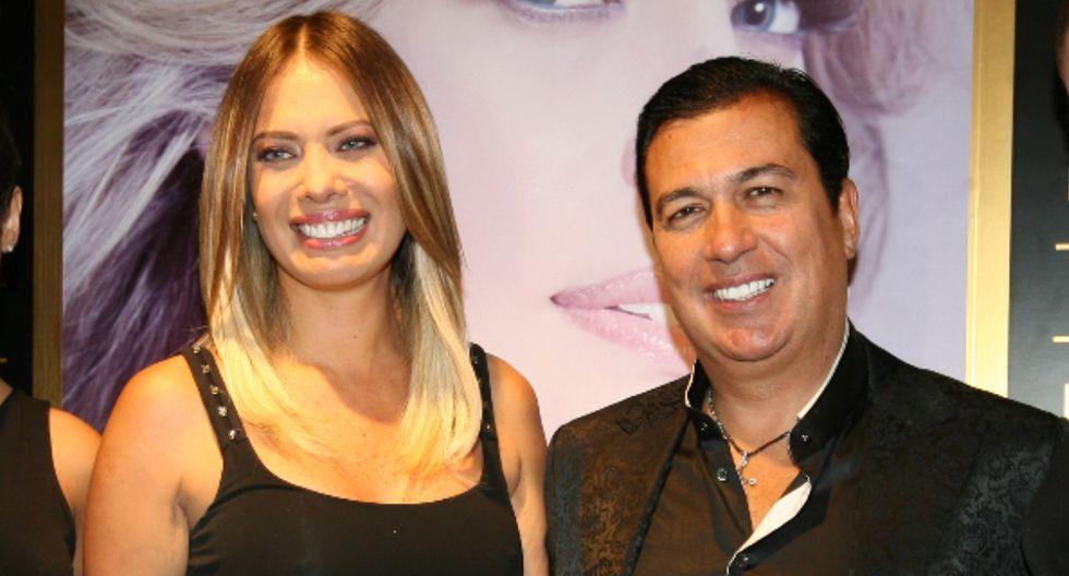 Laura Huarcayo confirma su separación de Dimitri Karagounis. (Foto: GEC)