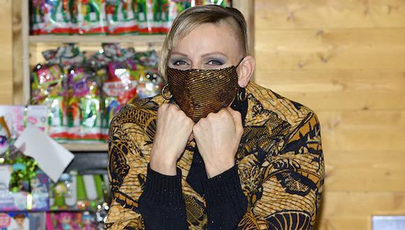 Charlene de Mónaco se afeitó la cabeza y causó sensación en todo el mundo (Foto: Getty)