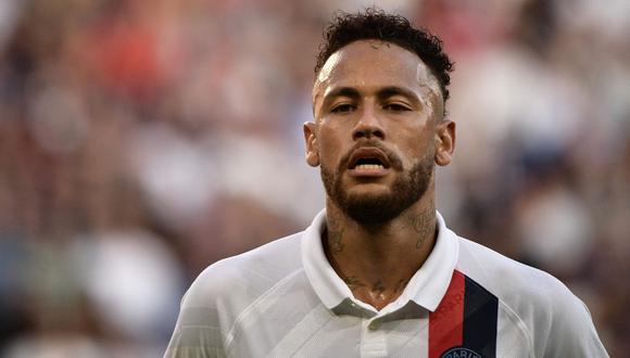 """Leonardo, director deportivo del PSG, aún evalúa a Neymar: """"No está todo arreglado"""". (Foto: AFP)"""