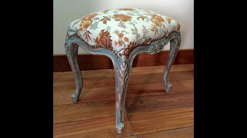 Onda vintage: 7 lugares para comprar lindas sillas restauradas - 6