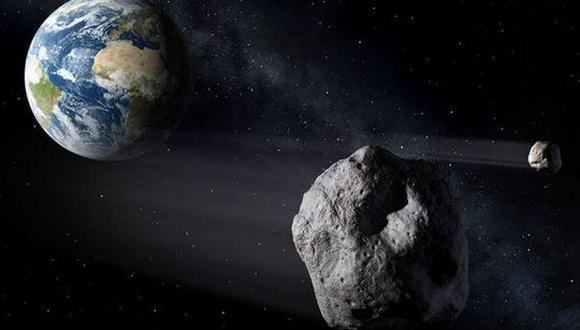 Asteroide pasará cerca de la Tierra este 24 de diciembre
