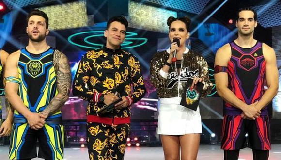 Televisa decidió suspender la trasmisión de Guerreros 2021 por casos de COVID-19 (Foto: Instagram / Guerreros)