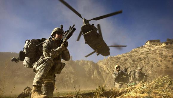 Con Los Papeles de Afganistán se reveló cómo el Gobierno Estadounidense era consciente de que la guerra en ese país, iniciada en el 2001, estaba destinada a durar un largo tiempo y, muy probablemente, a fracasar. (Foto: David Furst / Archivo AFP).