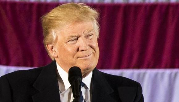 Trump explica por qué nombra a millonarios para su gabinete