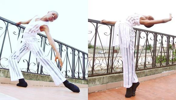 Un video viral hizo que un niño nigeriano de 11 años diera el primer paso para concretar su sueño de convertirse en un bailarín profesional de ballet. Esta es su increíble historia. | Crédito: @leapofdanceacademy / Instagram.