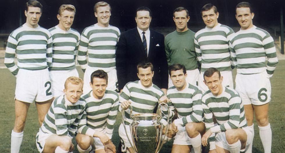 Celtic - 1967 | Foto: Internet