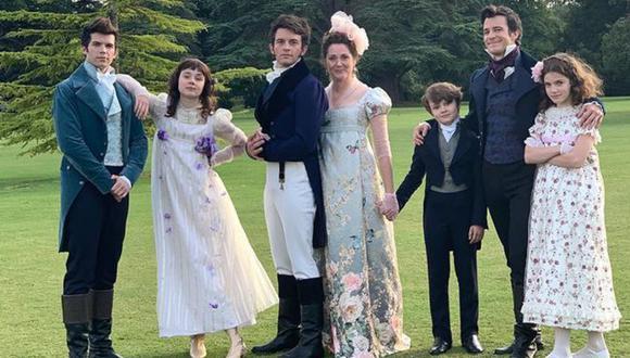 'Los Bridgerton' es una de las series favoritas por los usuarios de Netflix. (Foto: Netflix)