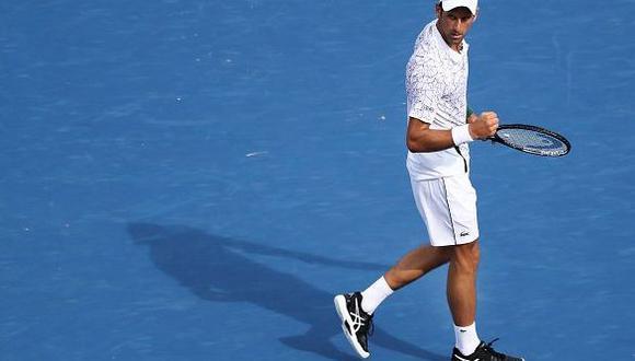 Novak Djokovic venció a Roger Federer y conquistó su primer Masters 1000 de Cincinnati