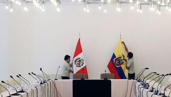 Mandatarios de Perú y Ecuador encabezarán X Gabinete Binacional