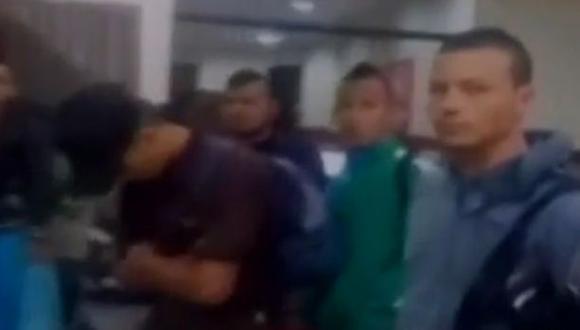 Embajada de Colombia expresa rechazo a vandalismo de hinchas