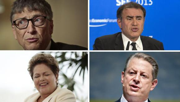 Mira las sesiones del penúltimo día del Foro de Davos