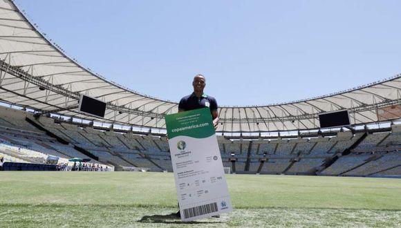 Conmebol anunció que los precios no sufrirán variaciones. (Foto: Reuters)