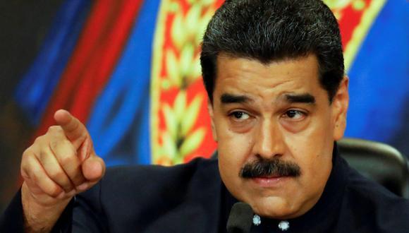 Nicolás Maduro, presidente de Venezuela. (Foto: Reuters/Carlos García Rawlins)