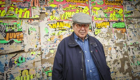 """Con el tercer volumen de sus """"antimemorias"""", Alfredo Bryce Echenique habló sobre los más recientes años de su vida. Foto: El Comercio."""