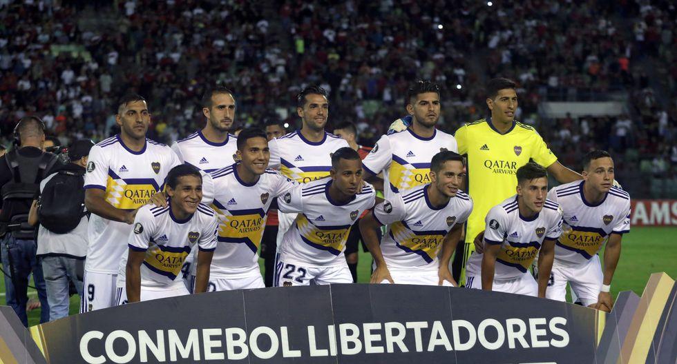 La plantilla de Boca Juniors, actual campeón de la Superliga argentina, vale 121, 610 millones de dólares. (Foto: AFP)