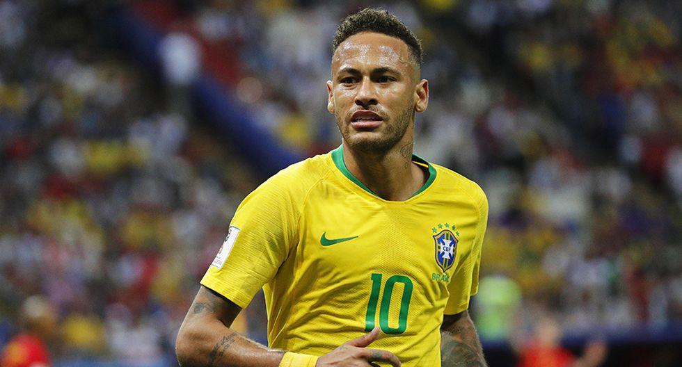 Neymar fue nominado al Balón de Oro en el 2018. (Fotos: EFE)