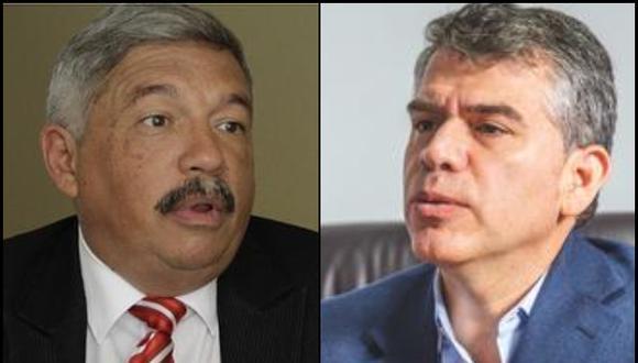 Alberto Beingolea, candidato por el PPC, confirmó que debatirá con Julio Guzmán el lunes 15 de febrero. (Foto: Archivo de GEC)