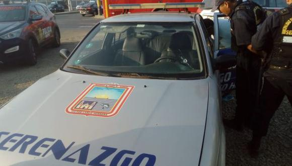 Trujillo: delincuentes balean a sereno tras una serie de asaltos