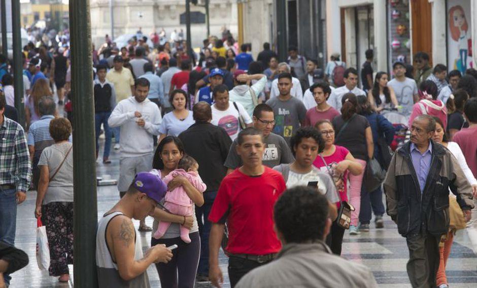 Clima en Lima. Según el pronóstico del tiempo del Senamhi la temperatura máxima será de 26°C. (Foto: GEC)