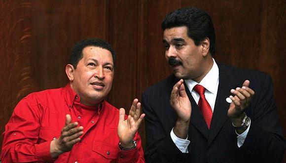 Según testigos, Hugo Chávez y Nicolás Maduro simpatizaba e incluso practicaban santería. (Foto: Reuters)