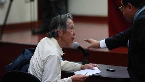 El ex presidente Alberto Fujimori pasará su segunda Navidad consecutiva internado en una clínica. (Foto: GEC)
