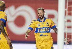 Atlético San Luis igualó 2-2 frente a Tigres por el Clausura de la Liga MX