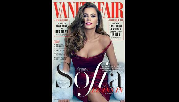 Sofía Vergara revela que nunca quiso ser actriz