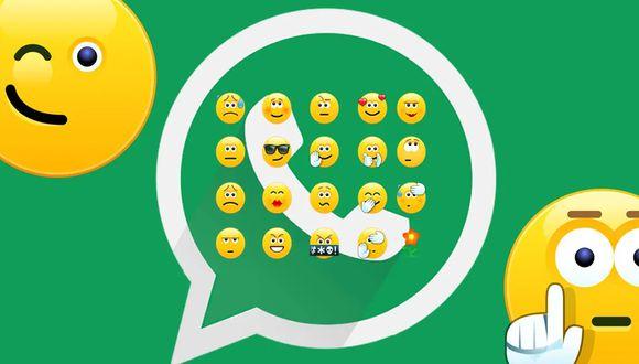 ¿Te imaginas que los emojis de WhatsApp tuvieran sonido? Conoce cómo se escucharían. (Foto: WhatsApp)