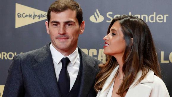 Iker Casillas y Sara Carbonero representaban unas de las parejas más mediáticas del espectáculo. (Foto: RTVE)