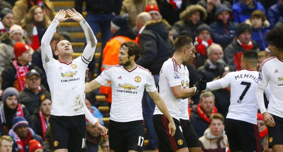 Wayne Roone: el latigazo triunfal del Manchester United [FOTOS] - 13