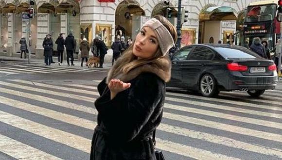 Ekaterina Karaglanova dejó de publicar fotografías en sus redes sociales y todos empezaron a pensar en que algo extraño le había sucedido (Instagram)